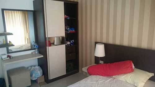 Rumah Town House 2 Lantai Full Furnished Perumahan Diamond Park Residence Raya Juanda