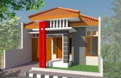 cat Rumah Minimalis modern