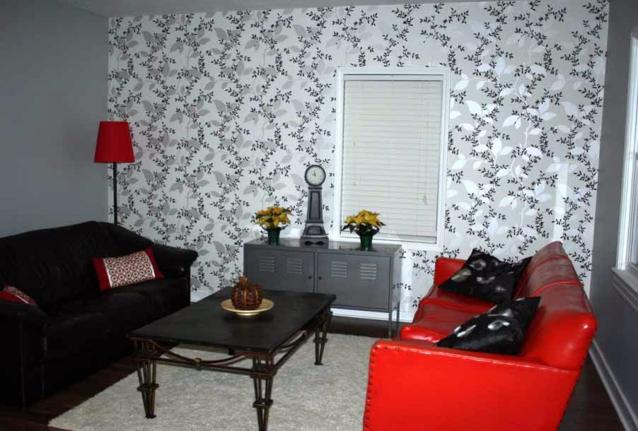Tips Memasang Wallpaper Tembok Sendiri - Rumah Pantura