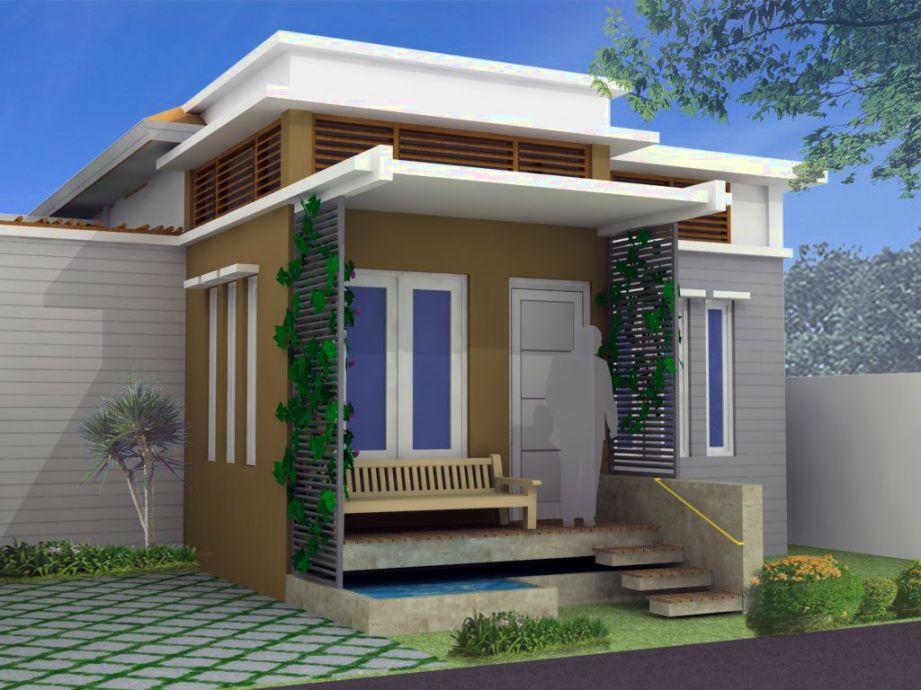 Desain teras rumah minimalis modern type 36 dan 45 terbaru for Minimalist house escape 2