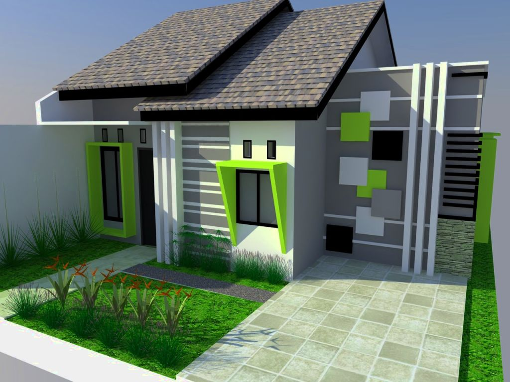 107 Gambar Rumah Minimalis Kecil Dan Sederhana Gambar Desain Rumah