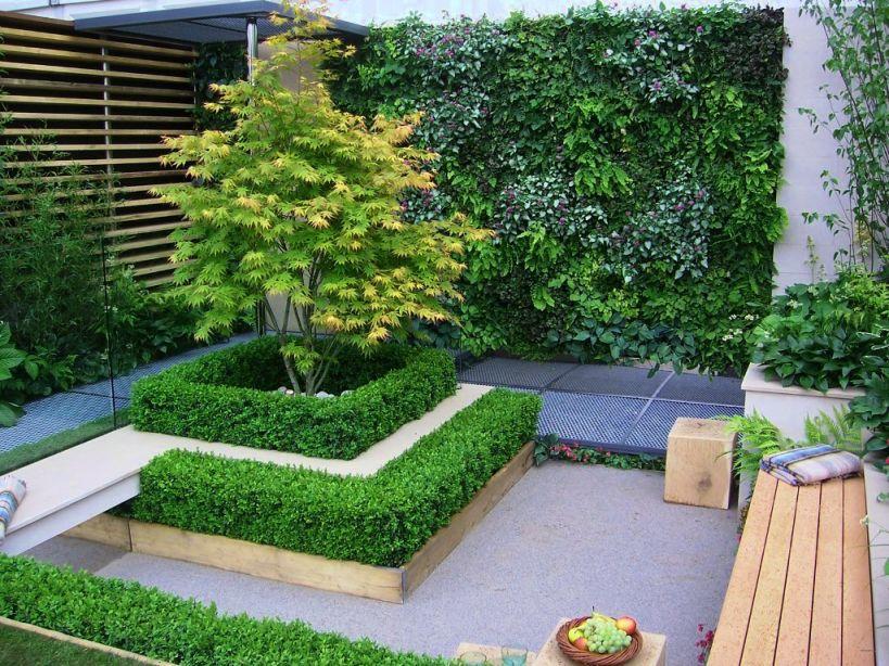desain halaman rumah terbaru indah dan nyaman untuk keluarga