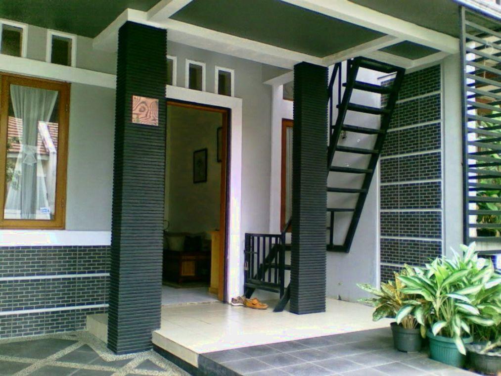 Desain Teras Rumah Minimalis Modern Type 36 dan 45 Terbaru 2016