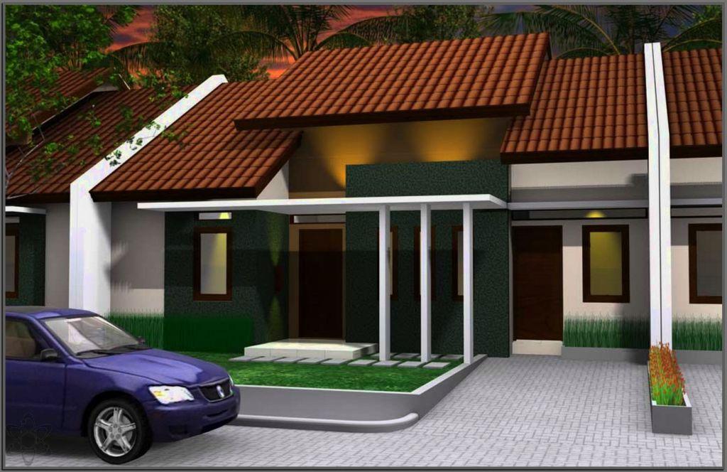 Desain Teras Rumah Minimalis Modern Type 36 dan 45 Terbaru ...