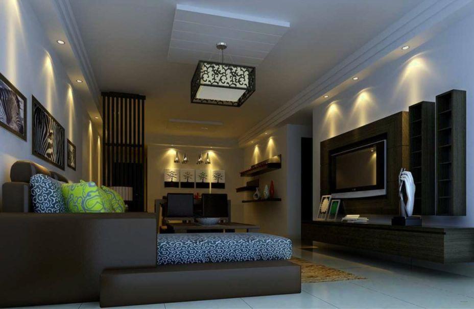 model lampu rumah minimalis