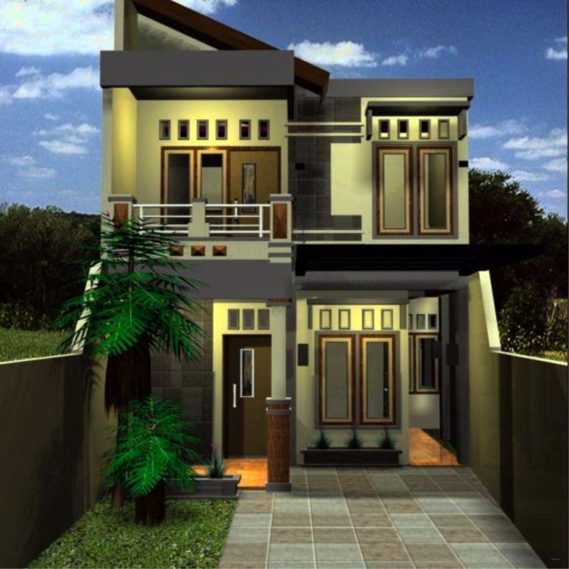Ventilasi Rumah Minimalis 2 Lantai  rumah mungil kecil minimalis solusi hemat bangun rumah