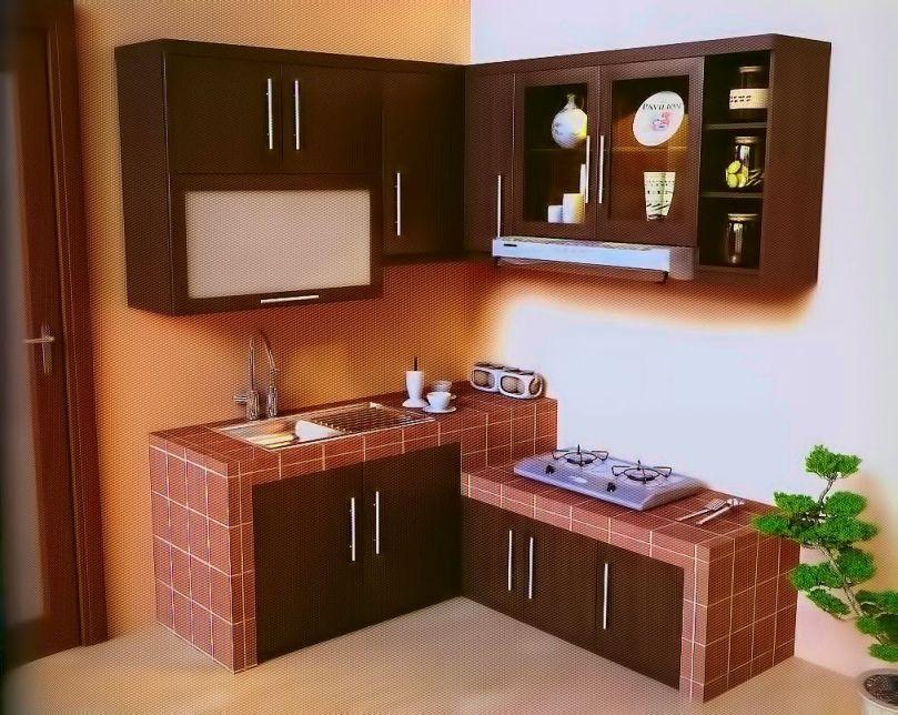 gambar dapur rumah minimalis modern desain dapur minimalis & Membuat Model Interior Dapur Rumah Minimalis Yang Baik