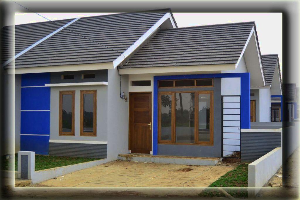 Koleksi Denah Rumah Minimalis 1 Lantai Type 36 : Rumah Pantura