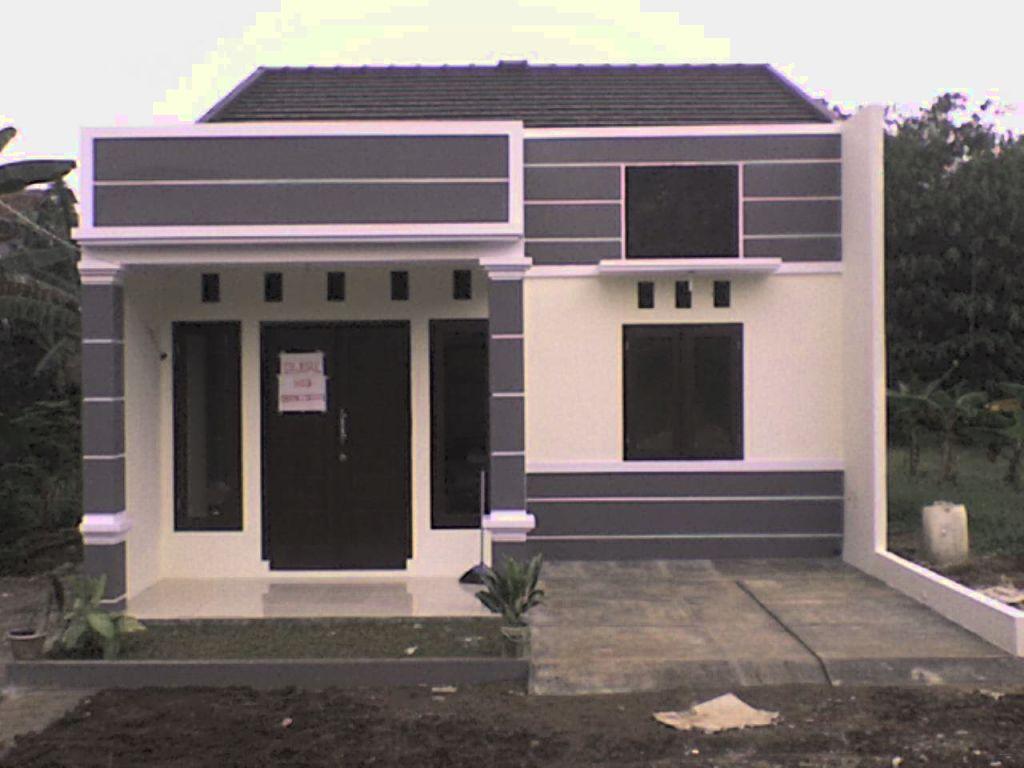 Rumah Minimalis Tipe 36 cantik
