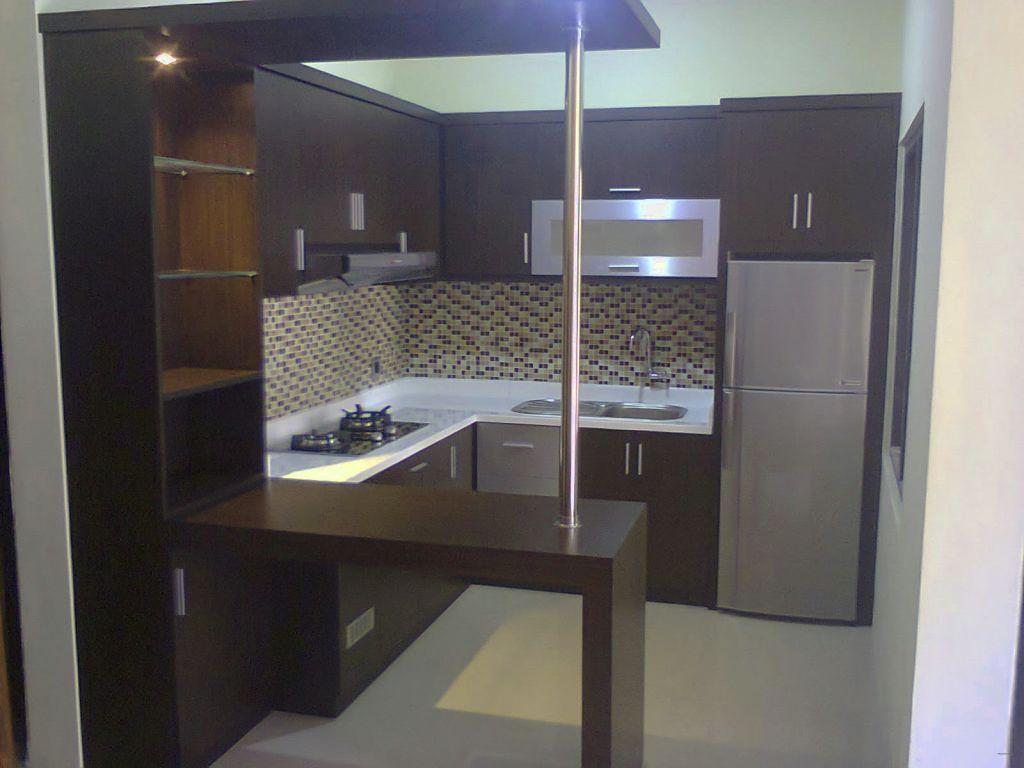Desain Dapur untuk Ruang Sempit Rumah  Minimalis  Rumah