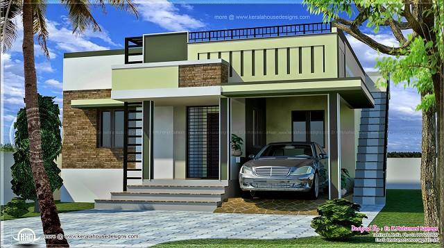 Gambar Rumah Mewah Minimalis Satu Lantai & 10 Gambar Rumah Mewah Minimalis Satu Lantai Menawan!