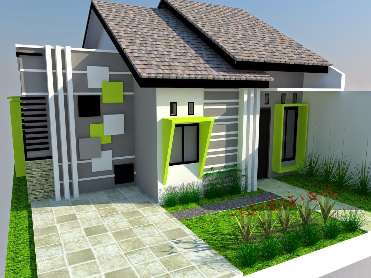 105 Gambar Rumah Idaman Minimalis Sederhana Gambar Desain Rumah