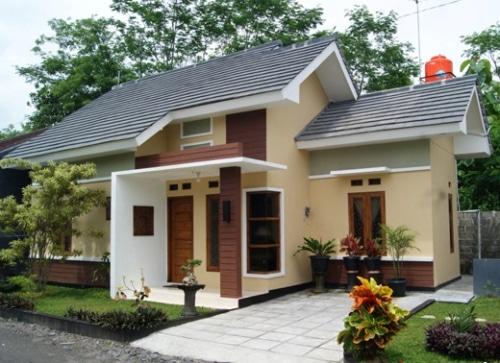 9 Gambar Rumah Minimalis Sederhana Terkini
