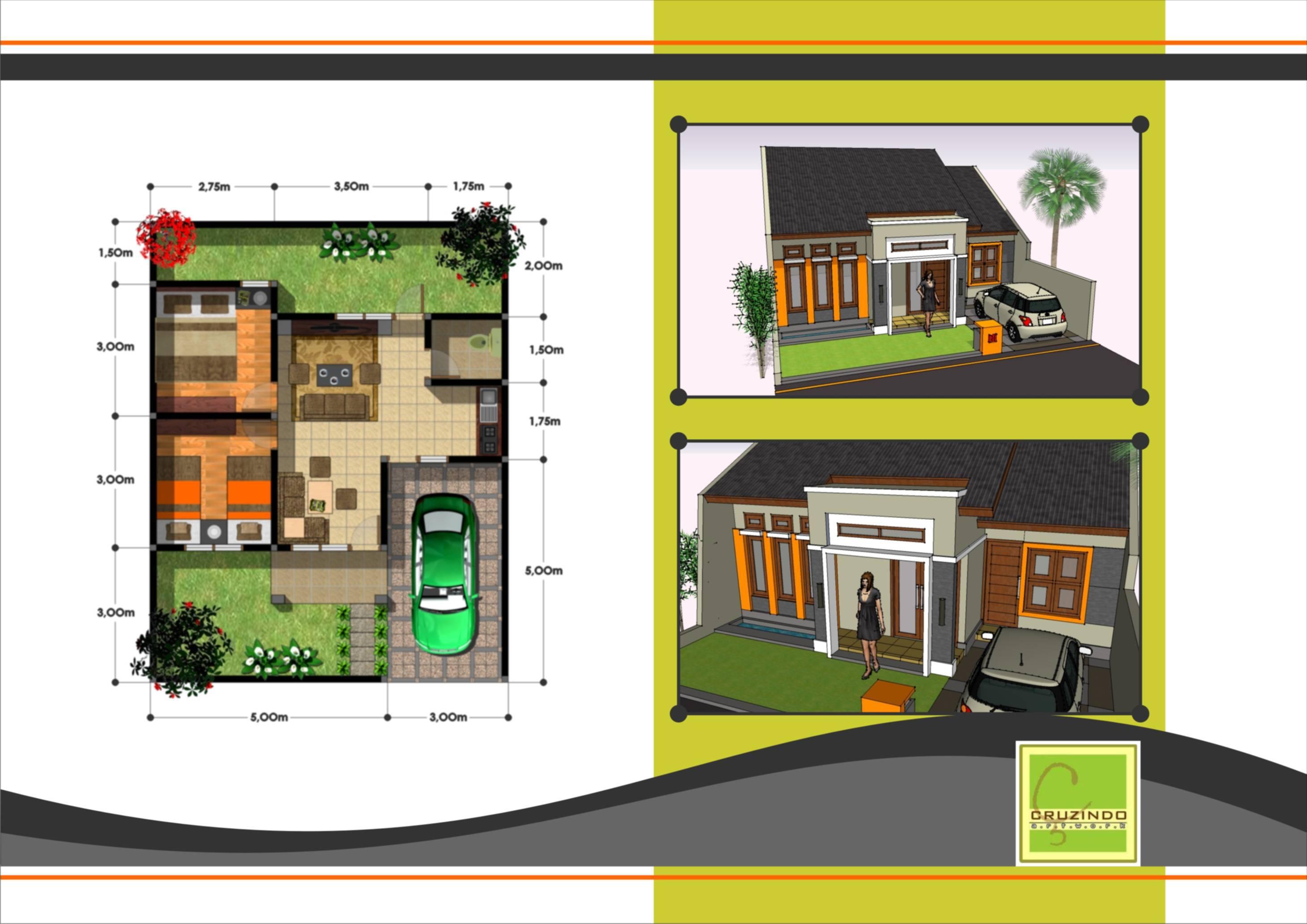 108 Desain Rumah Minimalis Modern Dan Sederhana Gambar Desain Rumah Minimalis