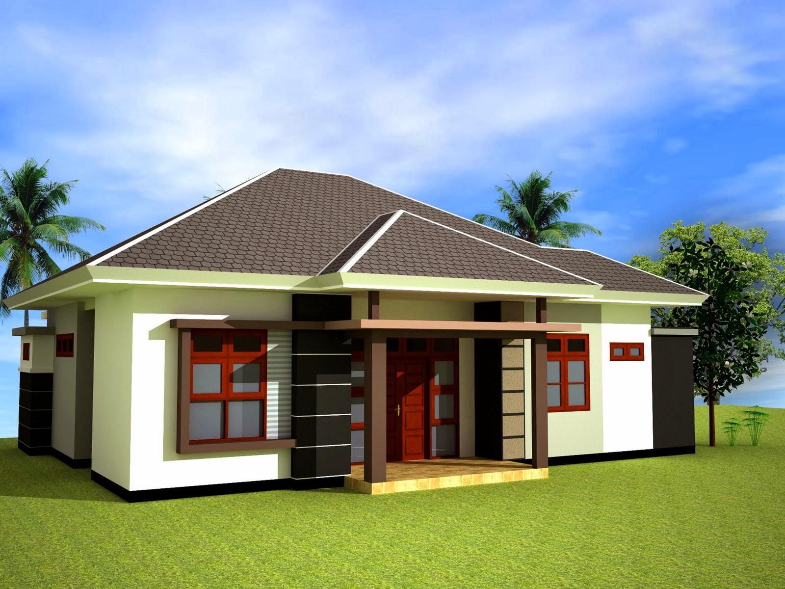 1477966908 687 10 Rumah Minimalis Pedesaan Terbaik