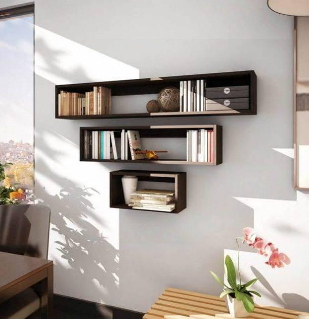 14 Rak Dinding Minimalis untuk Ruang Tamu dan Kamar