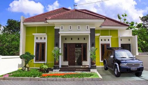 10 rumah sederhana tapi elegan