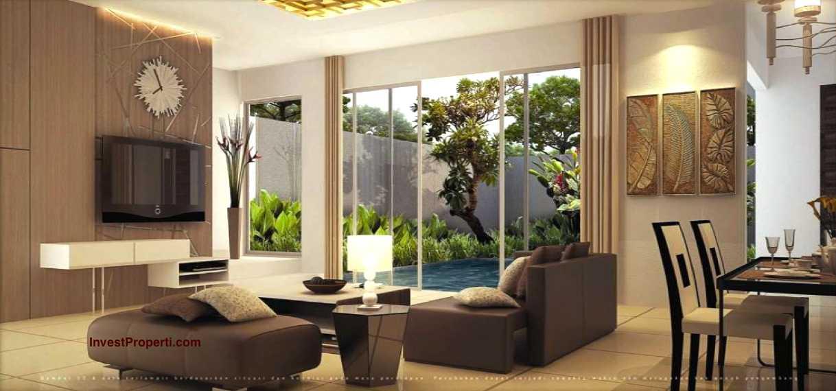 10 interior rumah minimalis terkeren for Interior decoration rumah