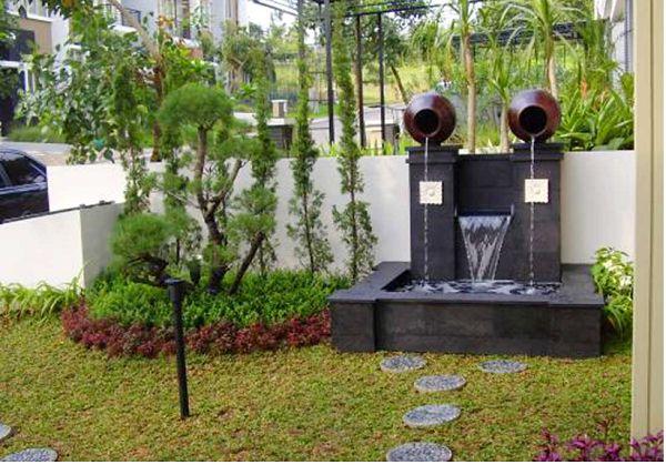 10 taman rumah minimalis terindah