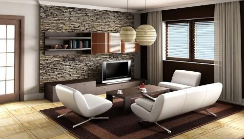 tips mengatur kursi dan meja ruang tamu