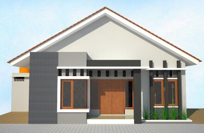 20 Desain Rumah Pedesaan Modern
