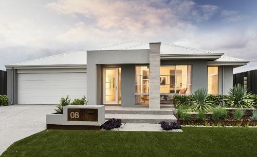 desain rumah melebar ke samping