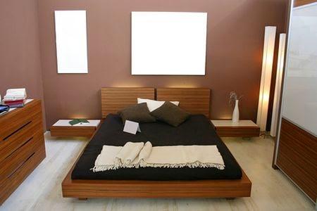 Desain Interior Untuk Kamar Tidur Minimalis
