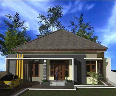10 model rumah terbaru 1 lantai, elegan!