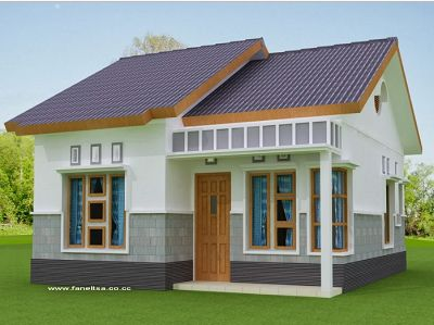 10 Model Rumah Sederhana Masa Kini