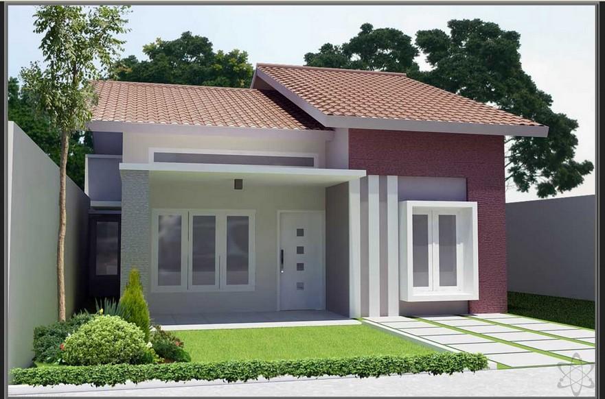 10 model rumah terbaru sederhana 2016