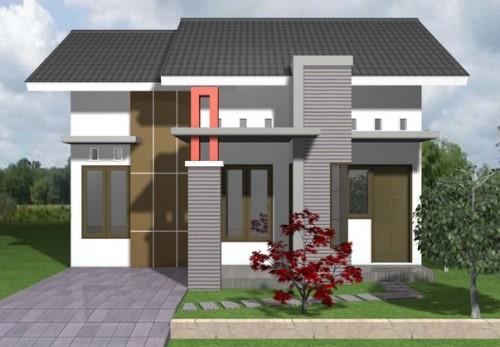 1482803579 596 Model Tiang Teras Rumah Minimalis