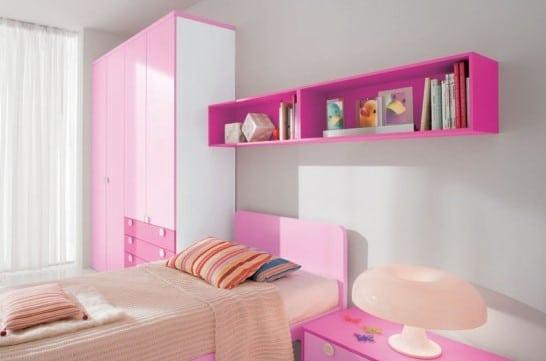 Desain Kamar Tidur Minimalis Anak Perempuan Terkini
