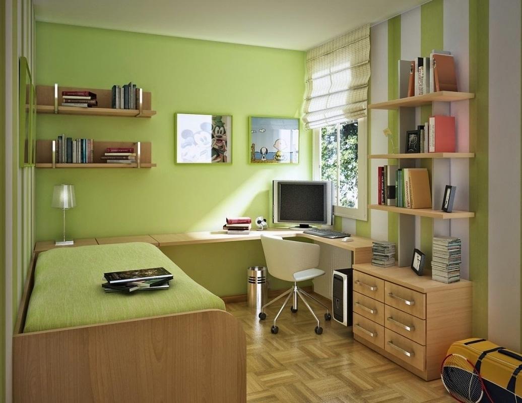 membuat kamar tidur minimalis ukuran 3×3 lebih menarik