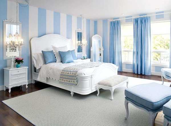 Trik Design Interior Kamar Tidur Utama Penuh Warna